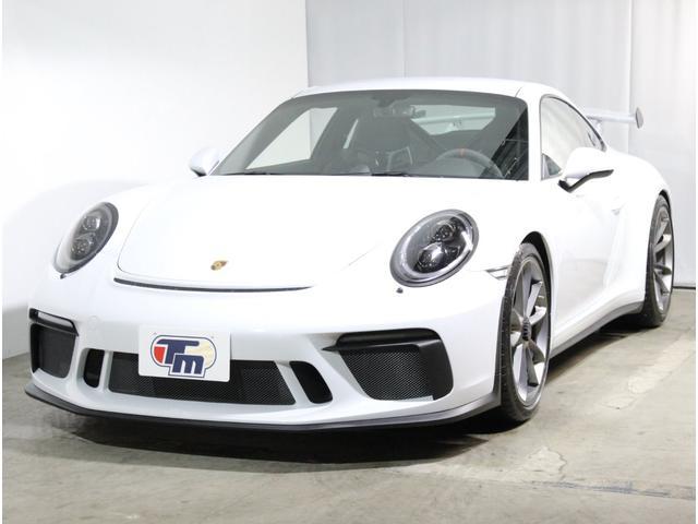 ポルシェ 911GT3 EU新車並行 クラブスポーツ 6MT LHD
