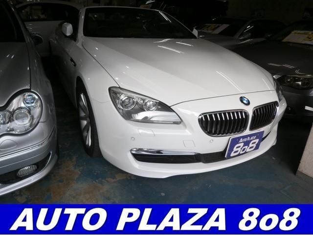 6シリーズカブリオレ(BMW)640iカブリオレ 中古車画像