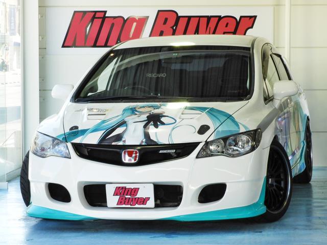 ホンダ タイプR J'sレーシングECU フルエアロ