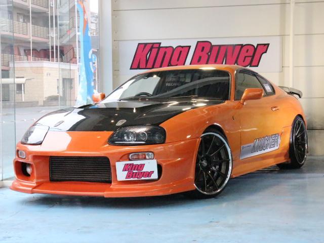 トヨタ RZ カスタムオーディオ KICKERデモカー