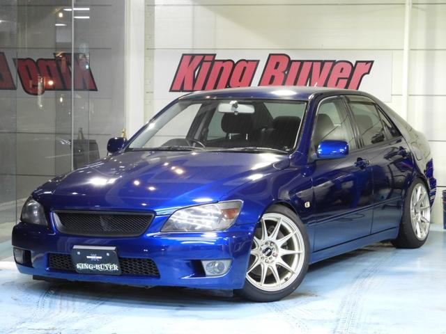 Photo of TOYOTA ALTEZZA RS200 Z EDITION / used TOYOTA