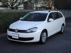 VW ゴルフヴァリアントTSIトレンドラインプレミアムエディション