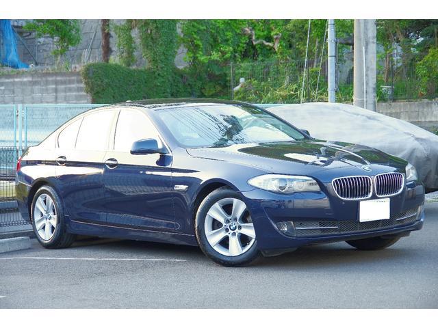 BMW 528i ディーラー車 HDDナビ バックカメラ 革シート