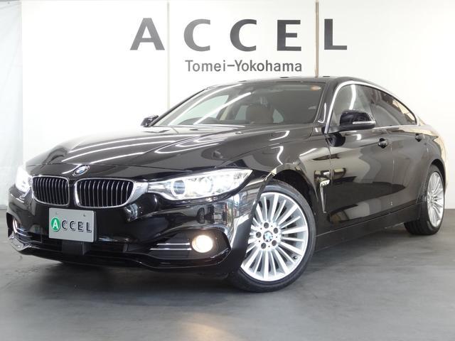 BMW 420iグランクーペ ラグジュアリー 本革 ACC ナビTV