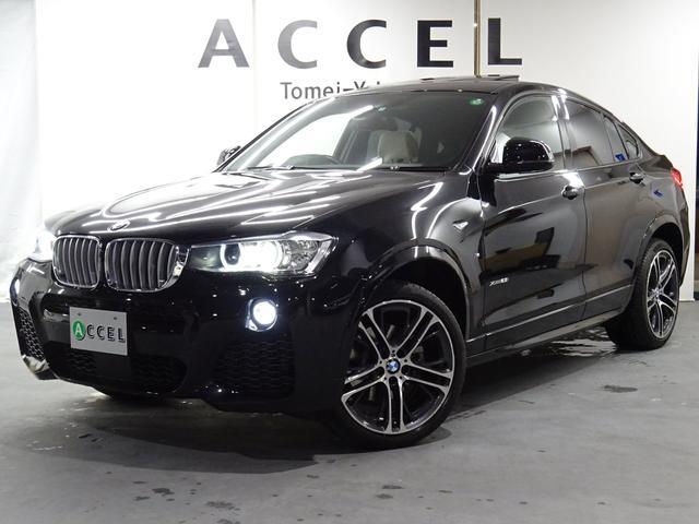 BMW xDrive28i Mスポーツ ACC ベージュ革 SR