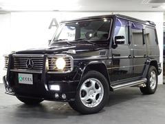 M・ベンツG500 ロング ブラバスルック 本革 サンルーフ ナビTV