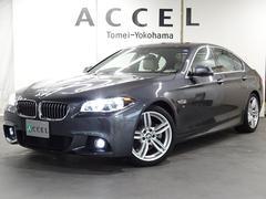 BMW523d セレブレーションED バロン 本革 ACC LED
