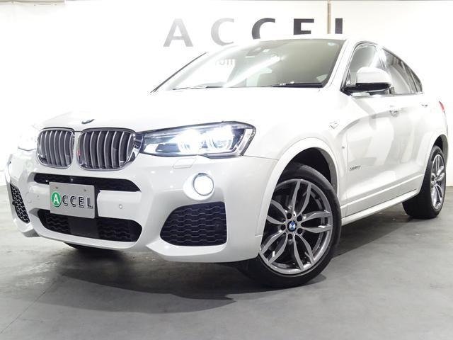 BMW xDrive 35i Mスポーツ 本革 トップビュー ACC