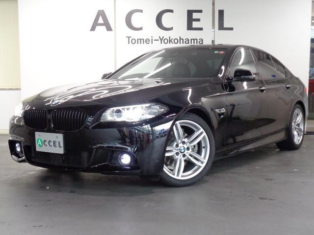 BMW 523dMスポーツ ザ・ピーク 黒革 19AW 260台限定