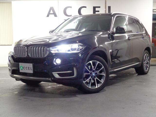 BMW X5 xDrive 35d xライン セレクトPKG ACC パノラマサンルーフ LEDヘッドライト 黒革シート&全席ヒーター 純正ナビ&TVトップビュー ヘッドアップディスプレイ インテリジェントセーフティ ソフトクローズドア 禁煙車
