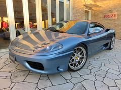 フェラーリ 360モデナF1 ディーラー車 NEEZ鍛造 MSレーシング
