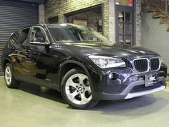 BMW X1sDrive 18i 純正ナビゲーション 純正ミラーETC