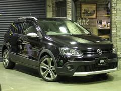 VW ポロクロスポロ ナビ Bカメラ バックソナー 地デジTV 禁煙車