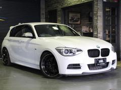 BMWM135i 3Dデザイン車高調 レイズ18AW 1オーナー