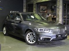 BMW118i スタイル パーキングサポートPKG新車保証 禁煙車