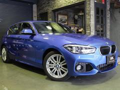 BMW118i Mスポーツ 禁煙車 ドライブレコーダー レーダー