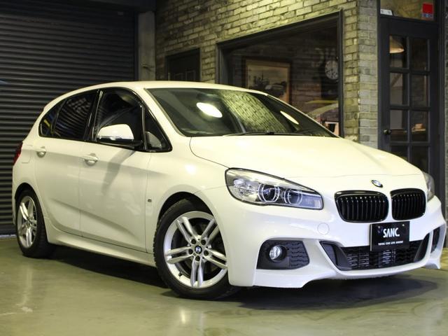 BMW 218iアクティブツアラー Mスポーツ 新車保証