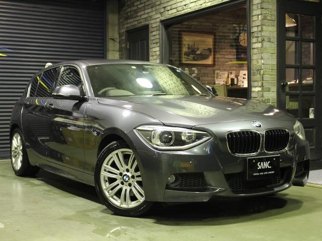 BMW 1シリーズ 120i Mスポーツ バイキセノンヘッドライ...