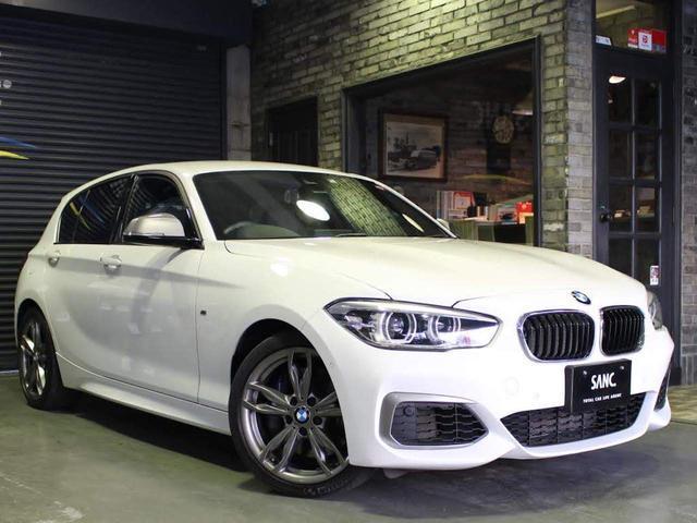 BMW M140i 禁煙車 黒革 アドバンスドP 直6EG Bカメ
