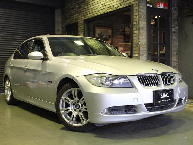 BMW 323i ハイライン 禁煙 SR 革シート シートヒーター