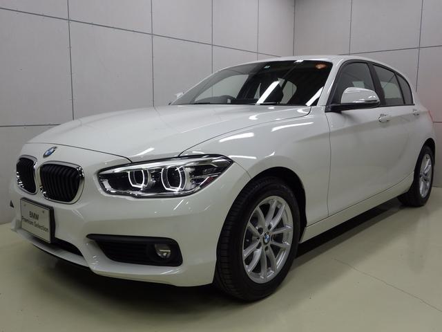 BMW 118i 後期モデル 正規認定中古車