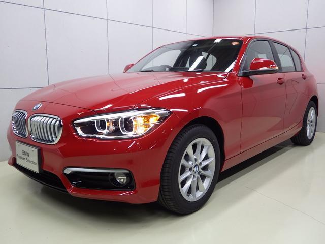 BMW 118i スタイル 後期モデル 正規認定中古車