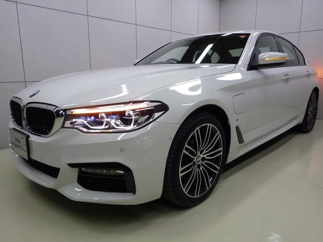 BMW 530e Mスポーツアイパフォーマンス 正規認定中古車