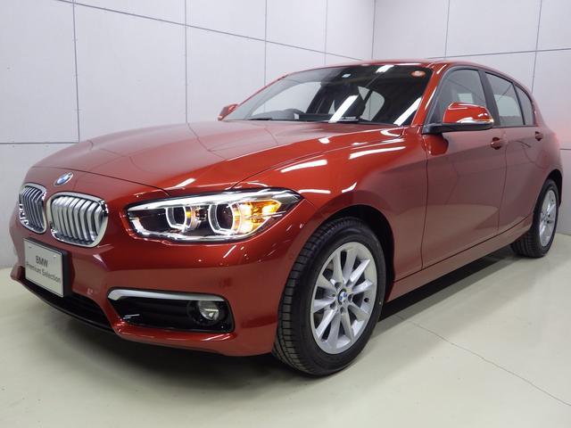 BMW 118i スタイル パーキングサポートP 正規認定中古車