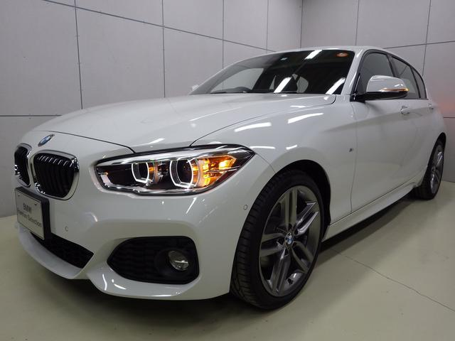BMW 118d Mスポーツ 18インチアロイホイール 認定中古車