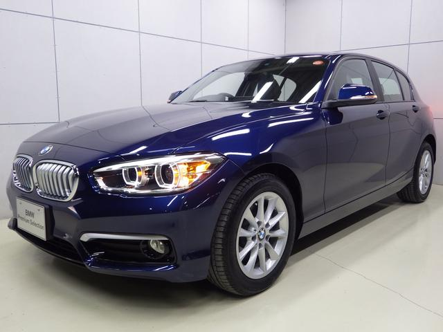 BMW 118i スタイル 後期モデル 4気筒エンジン 認定中古車