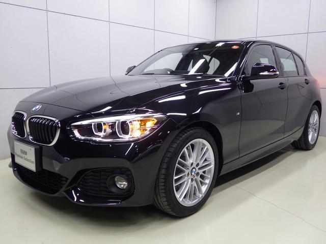 BMW 118i Mスポーツ コンフォートP 正規認定中古車