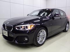 BMW118i Mスポーツ コンフォートP 正規認定中古車