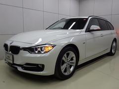 BMW320dツーリング スポーツ 正規認定中古車