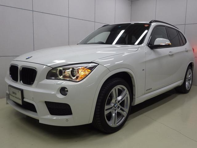 BMW xDrive 20i Mスポーツ ナビP 正規認定中古車