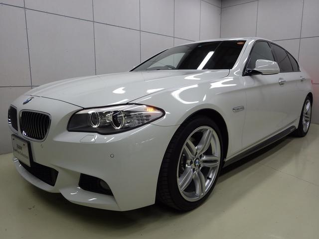 BMW 528i Mスポーツ レザー サンルーフ 19AW