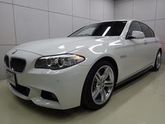 BMW528i Mスポーツ レザー サンルーフ 19AW