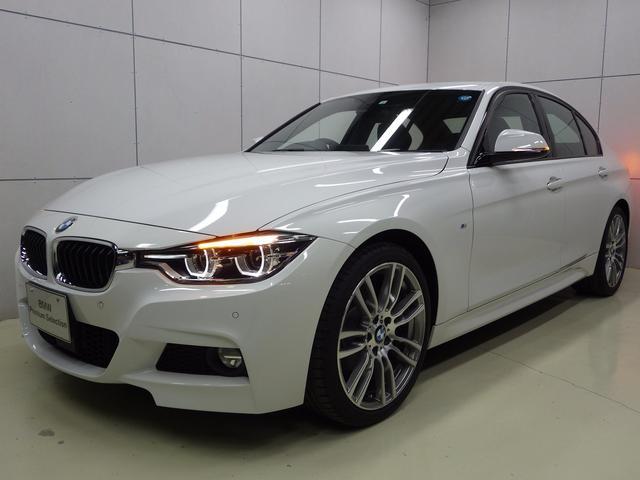 BMW 320d Mスポーツ 19インチAW 正規認定中古車