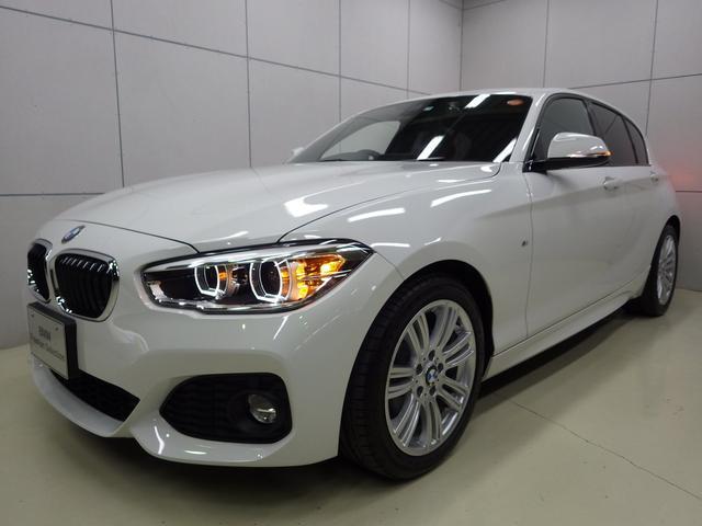 BMW 118i Mスポーツ パーキングサポートP 正規認定中古車