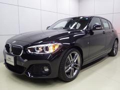 BMW118i Mスポーツ ファストトラックP 正規認定中古車