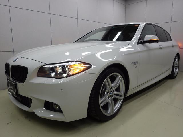 BMW 523d Mスポーツ ザ・ピーク 260台限定車