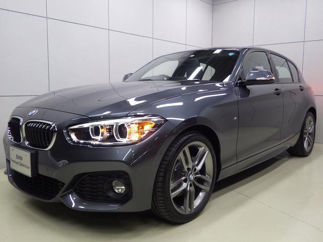 BMW 118d Mスポーツ 18インチAW 正規認定中古車