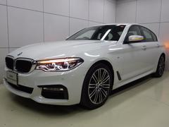 BMW523i Mスポーツ 19インチアロイホイール正規認定中古車