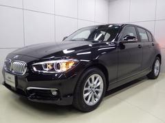 BMW118d スタイル アクティブクルーズ 正規認定中古車