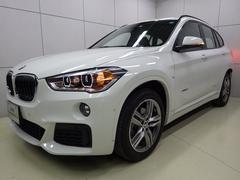 BMW X1xDrive 18d Mスポーツ アドバンスドセイフティP