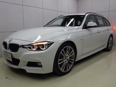 BMW320dツーリング Mスポーツ コニャックレザーシート