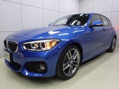 BMW118d Mスポーツ 18インチAW 正規認定中古車