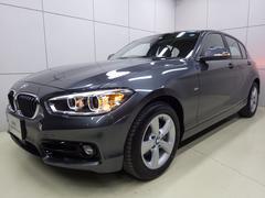 BMW118d スポーツ パーキングサポートP 正規認定中古車