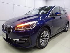 BMW218dグランツアラー ラグジュアリー コンフォートP