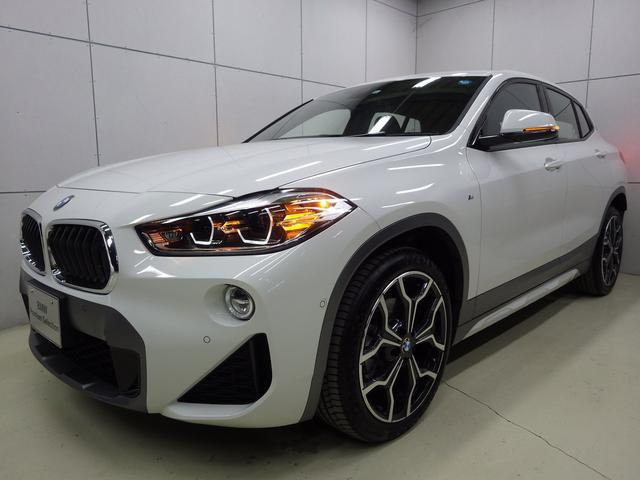 BMW sDrive 18i MスポーツX 正規認定中古車