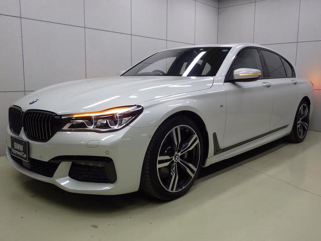 BMW 750i Mスポーツ レザー サンルーフ 正規認定中古車